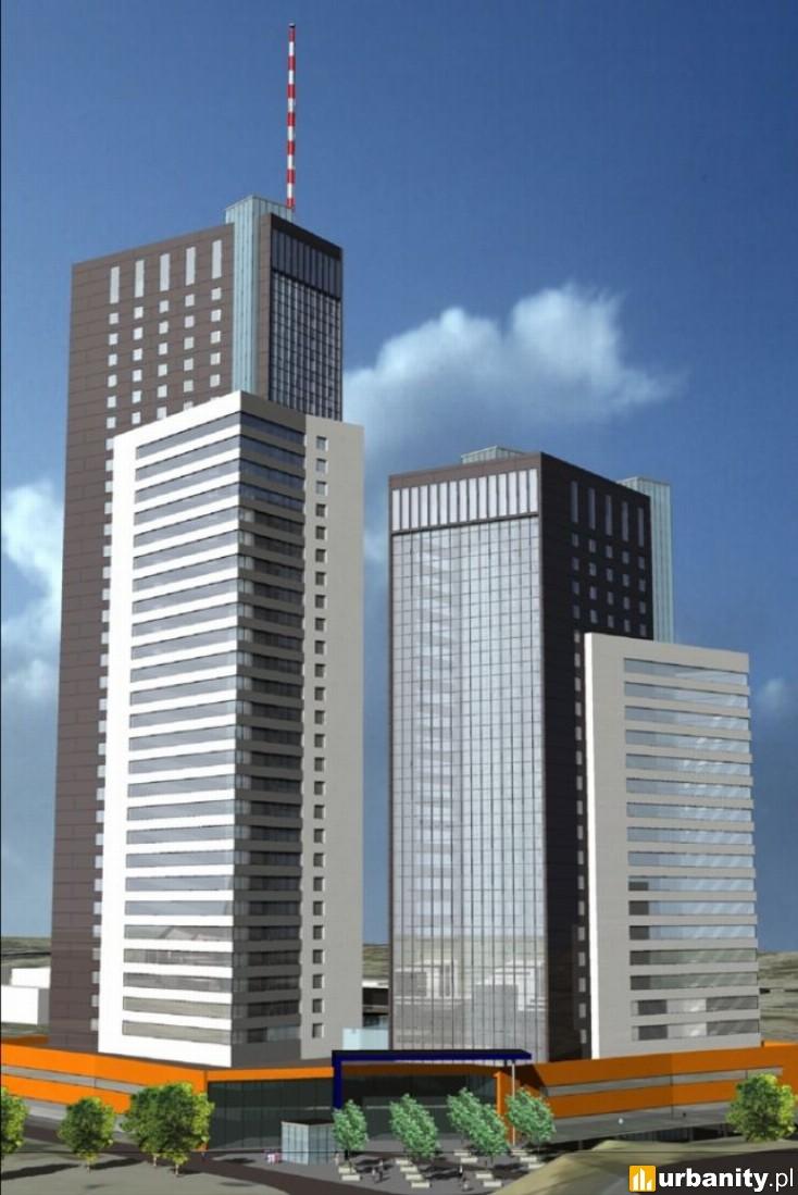 Miniaturka Silesian Investment Center Towers