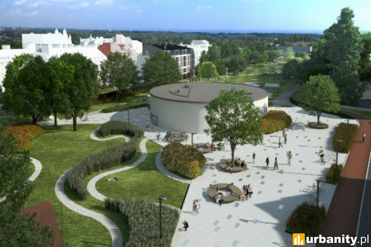 Miniaturka Park w Starym Korycie Warty