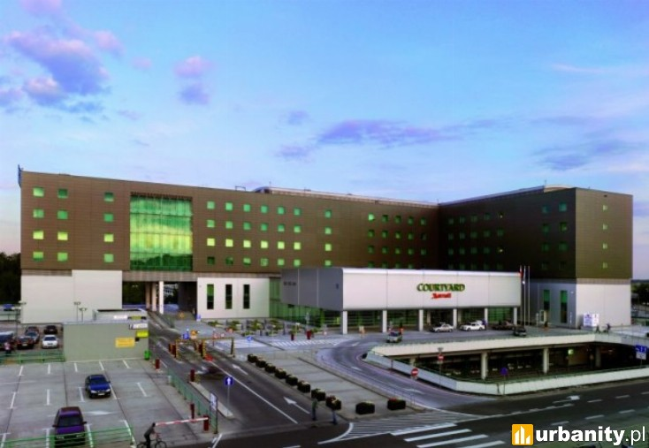Miniaturka Courtyard by Marriott Warsaw Airport