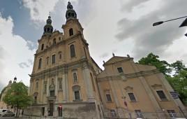 Kościół św. Franciszka Serafickiego - franciszkanów - bernardynów