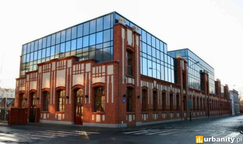 Miniaturka Centrum Kształcenia Międzynarodowego Politechniki Łódzkiej