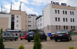 Prywatny szpital Żagiel-Med
