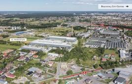 Centrum logistyczne Panattoni Białystok