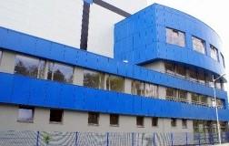Budynek techniczno - socjalny