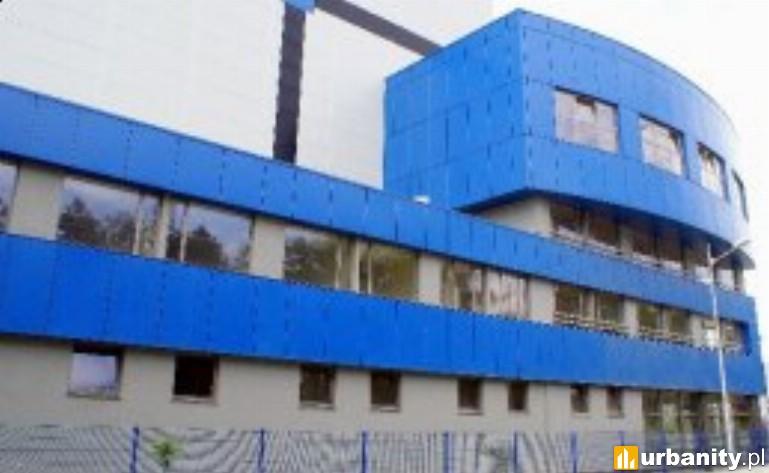 Miniaturka Budynek techniczno - socjalny