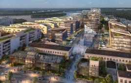 Warszawa Modlin Smart City