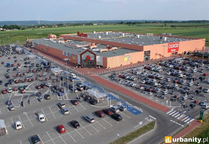 Auchan Kołbaskowo Kołbaskowo Ustowo 45