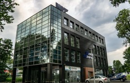 Biurowiec Wilga Office