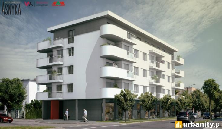 Miniaturka Apartamenty Asnyka