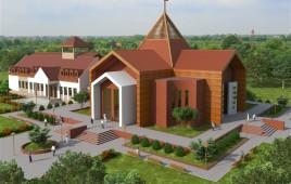 Kościół parafii Najświętszej Maryi Panny Bolesnej