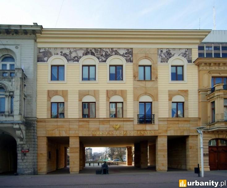 Miniaturka Siedziba Wojewódzkiego Sądu Administracyjnego