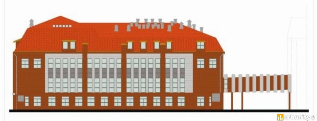 Miniaturka Centrum Dydaktyczno-Badawcze Nauk Przyrodniczych Uniwersytetu Szczecińskiego