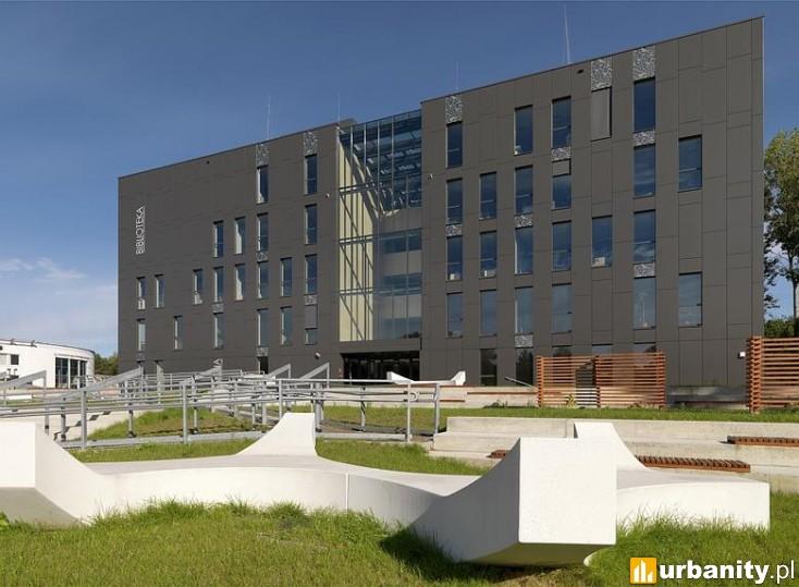 Miniaturka Biblioteka Uniwersytecka Uniwersytetu Zielonogórskiego