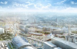 EXPO 2022 Łódź - strefa wystawiennicza