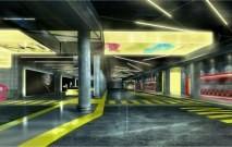 Podziemny dworzec autobusowy