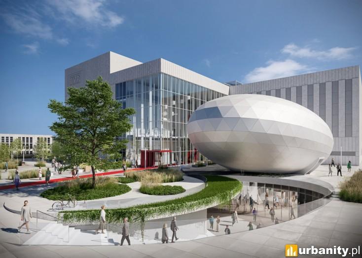 Miniaturka Pawilon muzealny TVP