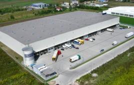 Centrum Logistyczne Kraków II