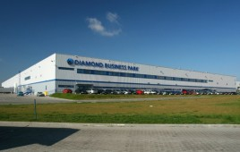 Diamond Business Park Gliwice