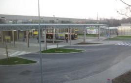 Stacja metra A-23 Młociny