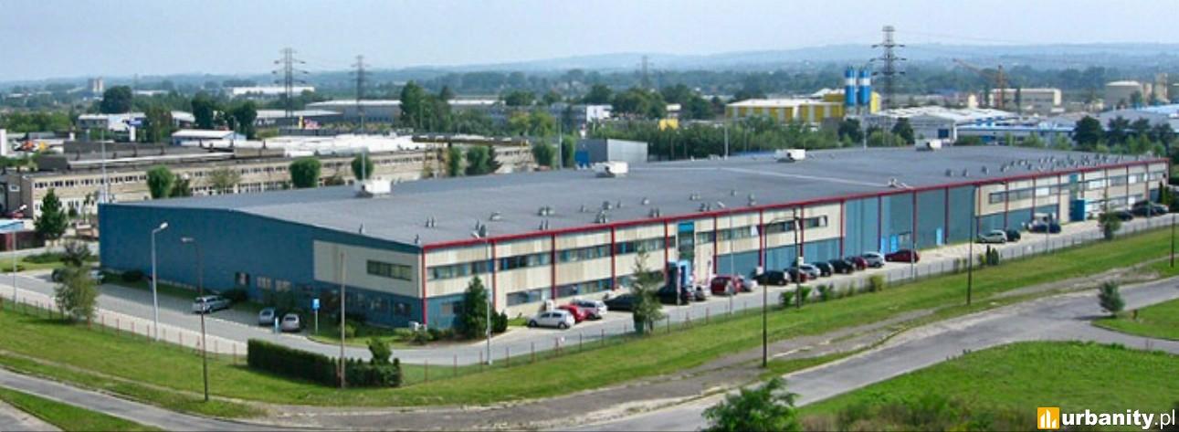 Miniaturka Centrum Logistyczne Kraków I