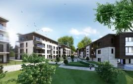 Zespół budynków wielorodzinnych Sawa Apartments