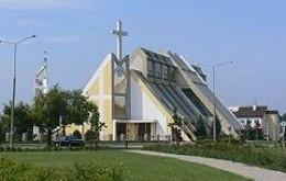 Kościół parafialny pw. Najświętszej Maryi Panny Matki Kościoła i Świętej Barbary