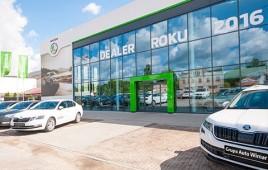 Salon samochodowy Grupa Auto Wimar