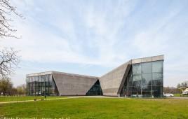 Gmach Główny Muzeum Lotnictwa Polskiego