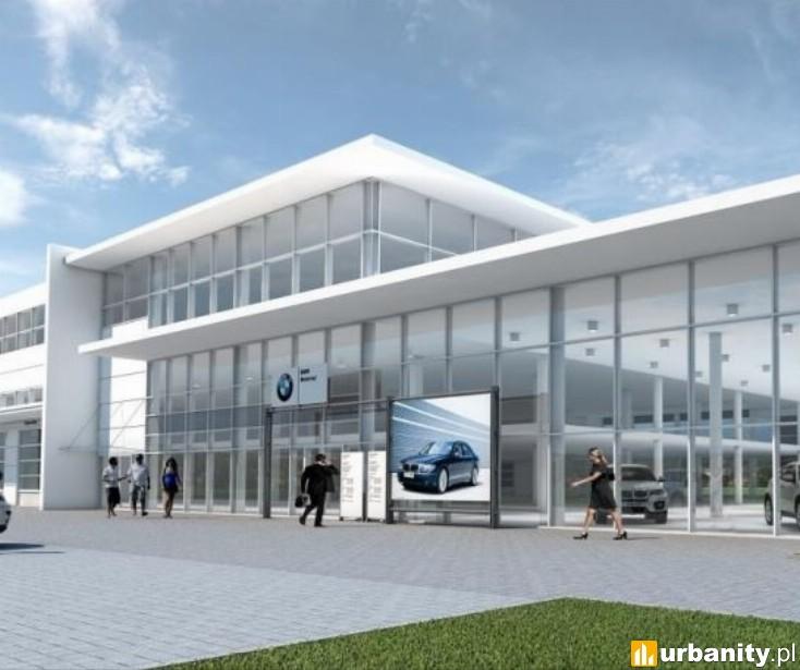Miniaturka Salon samochodowy BMW