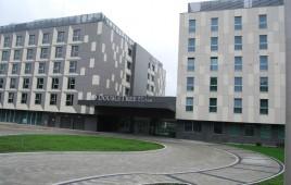 DoubleTree by Hilton Kraków Hotel & Convention Center oraz Hampton by Hilton Kraków