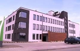 Innowacyjny Budynek Energooszczędny Euro-Centrum