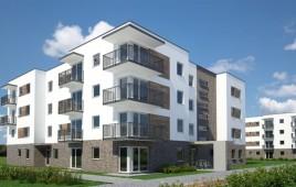 Osiedle mieszkaniowe Koszalińska