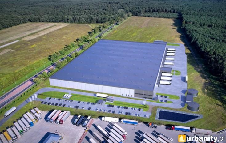 Miniaturka Centrum Logistyczne BMW