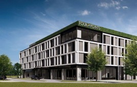 Hotel FourPoints by Sheraton Gdańsk Airport