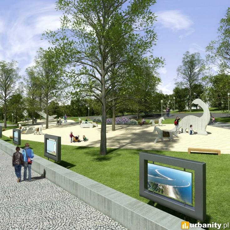 Miniaturka Park Chopina