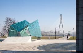 Stacja metra C-13 Centrum Nauki Kopernik