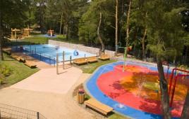 Miniaturka Kompleks basenowo-rekreacyjny w Powsinie