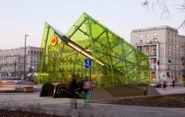 Stacja metra C-11 Świętokrzyska