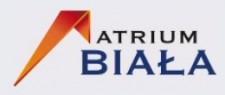 Logo Atrium Biała