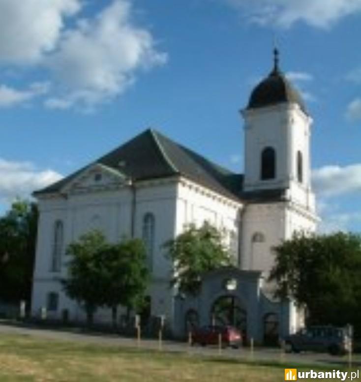 Miniaturka Kościół parafialny pw. Wszystkich Świętych