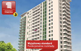 Apartamenty Tysiąclecia III