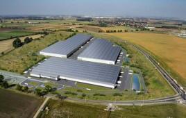 Goodman Wrocław V Logistics Centre