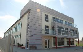 Budynek magazynowo-biurowy Seyko
