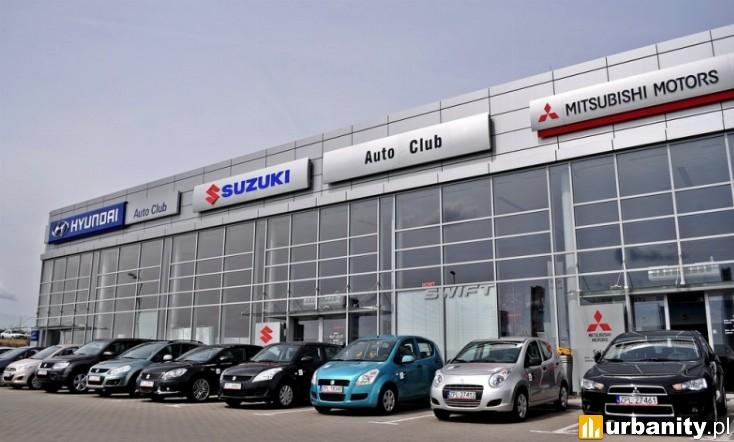 Miniaturka Auto Club