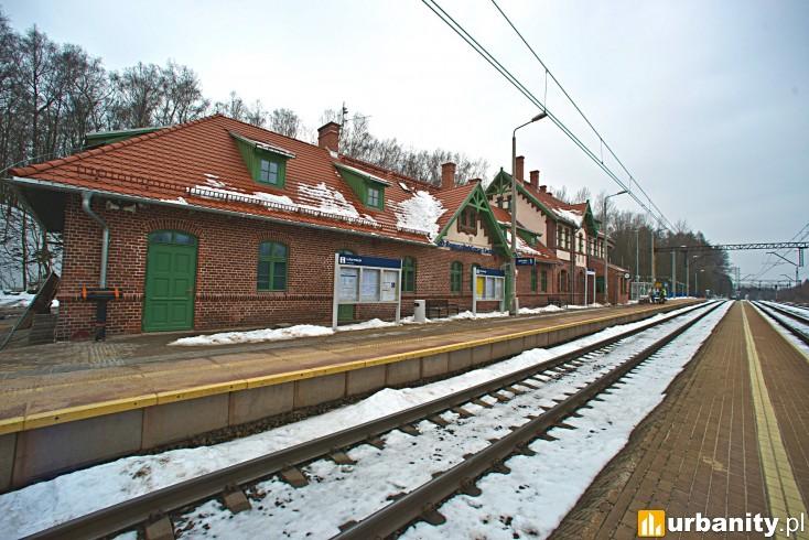 Miniaturka Dworzec kolejowy Boguszów-Gorce Zachód