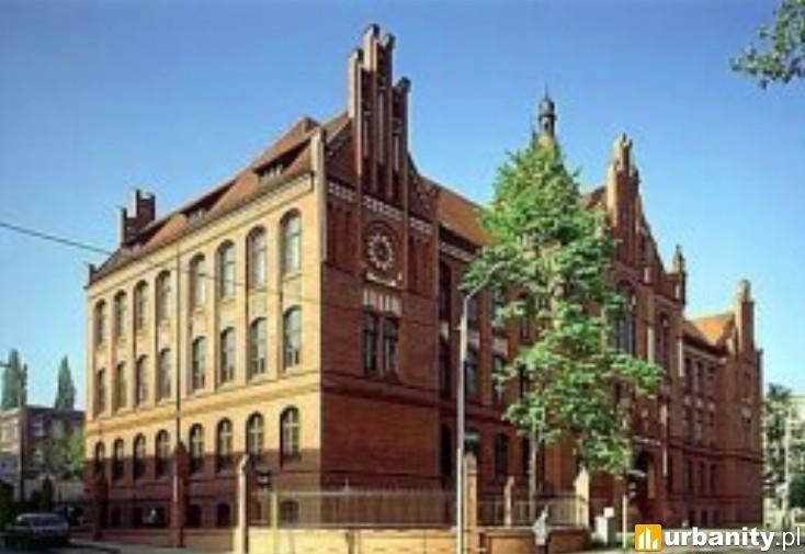 Miniaturka Akademia Muzyczna - Budynek Główny