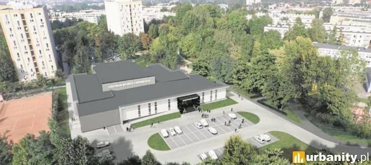 Miniaturka Dzielnicowe Centrum Sportu i Rekreacji Na Kozłówce