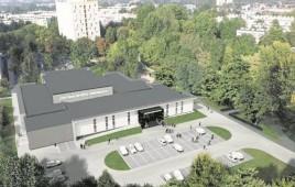 Dzielnicowe Centrum Sportu i Rekreacji Na Kozłówce
