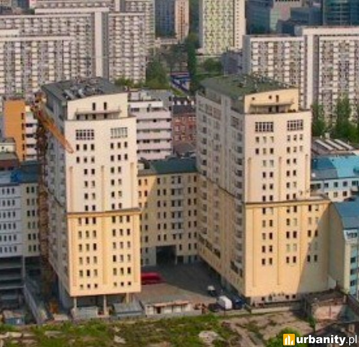 Miniaturka Centrum Żelazna Apartamentowce