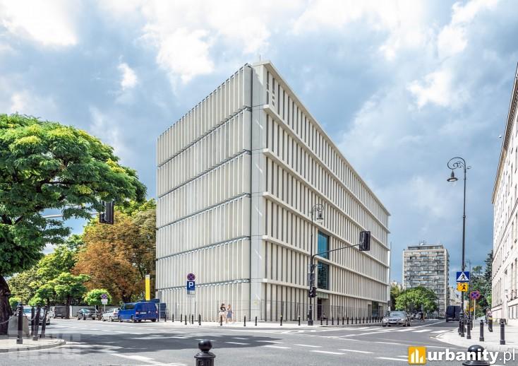 Miniaturka Budynek Komisji Sejmowych